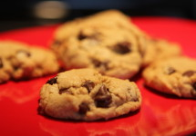 Chocolate Chip Cookies | BaconFatte.com