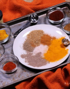 Homemade Spicy Curry Seasoning Blend