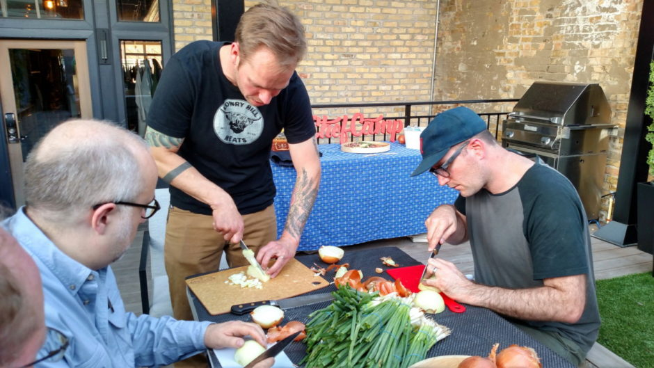Knife Skills – Learn from the Best! BaconFatte.com