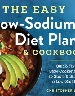 Cookbook Review: The Easy Low-Sodium Diet Plan & Cookbook