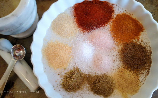 Homemade Blackening Seasoning Mix