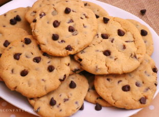 Felix K's Chocolate Chip Cookies