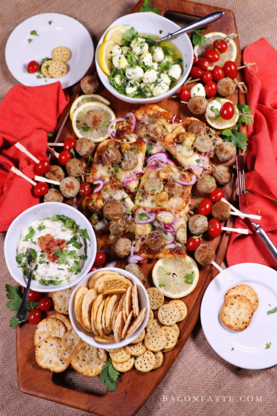 Snacks and Appetizers - BaconFatte.com