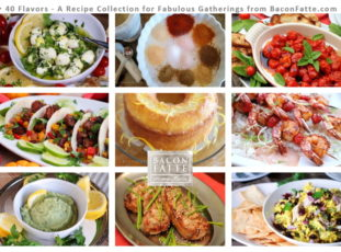 40 Flavors – A Recipe Collection for Fabulous Gatherings
