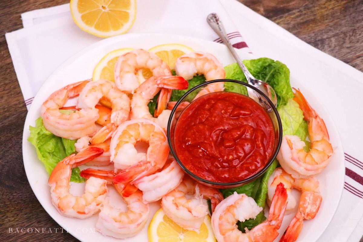 Classic Shrimp Cocktail Recipe
