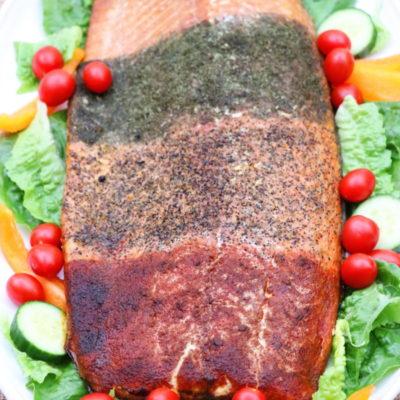 Four Seasons Soft Smoked Salmon