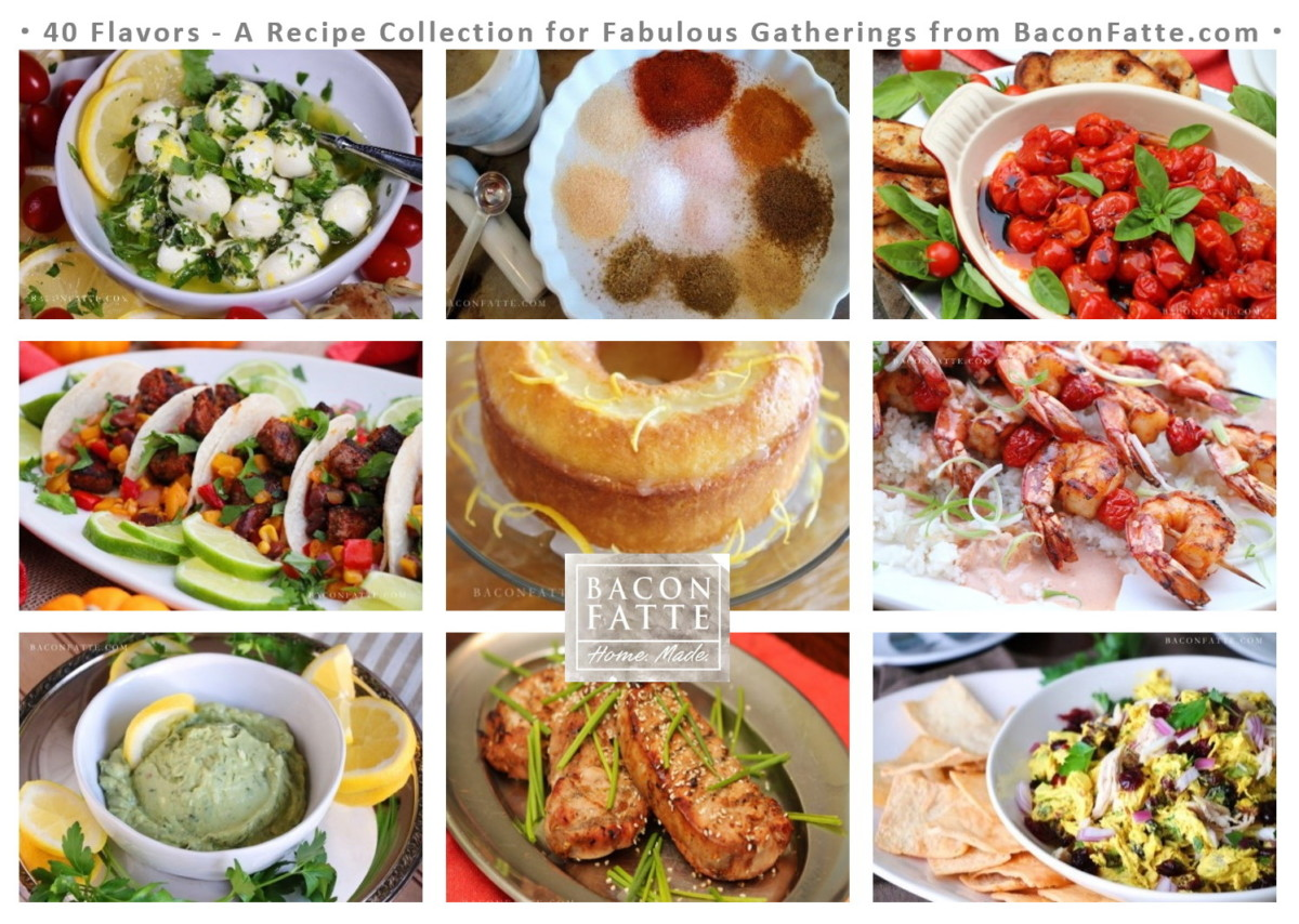 40 flavors a recipe collection for fabulous gatherings 40 flavors a recipe collection for fabulous gatherings baconfatte forumfinder Gallery