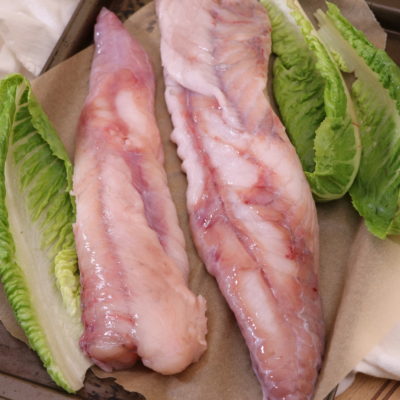 About Monkfish Purchase and Preparation