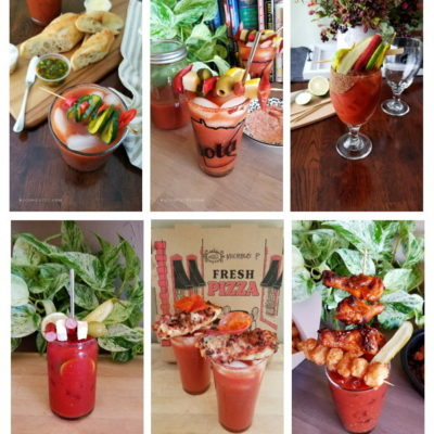 Twin Cities Restaurant-Created Bloody Mary Kits for Take-Out