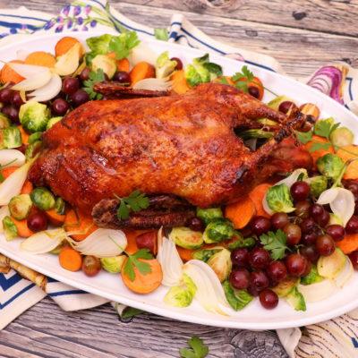 Game Bird Thanksgiving Dishes