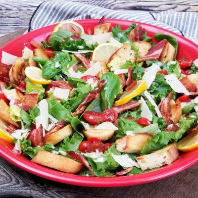 BLT Caesar Salad – BLTaesar Salad